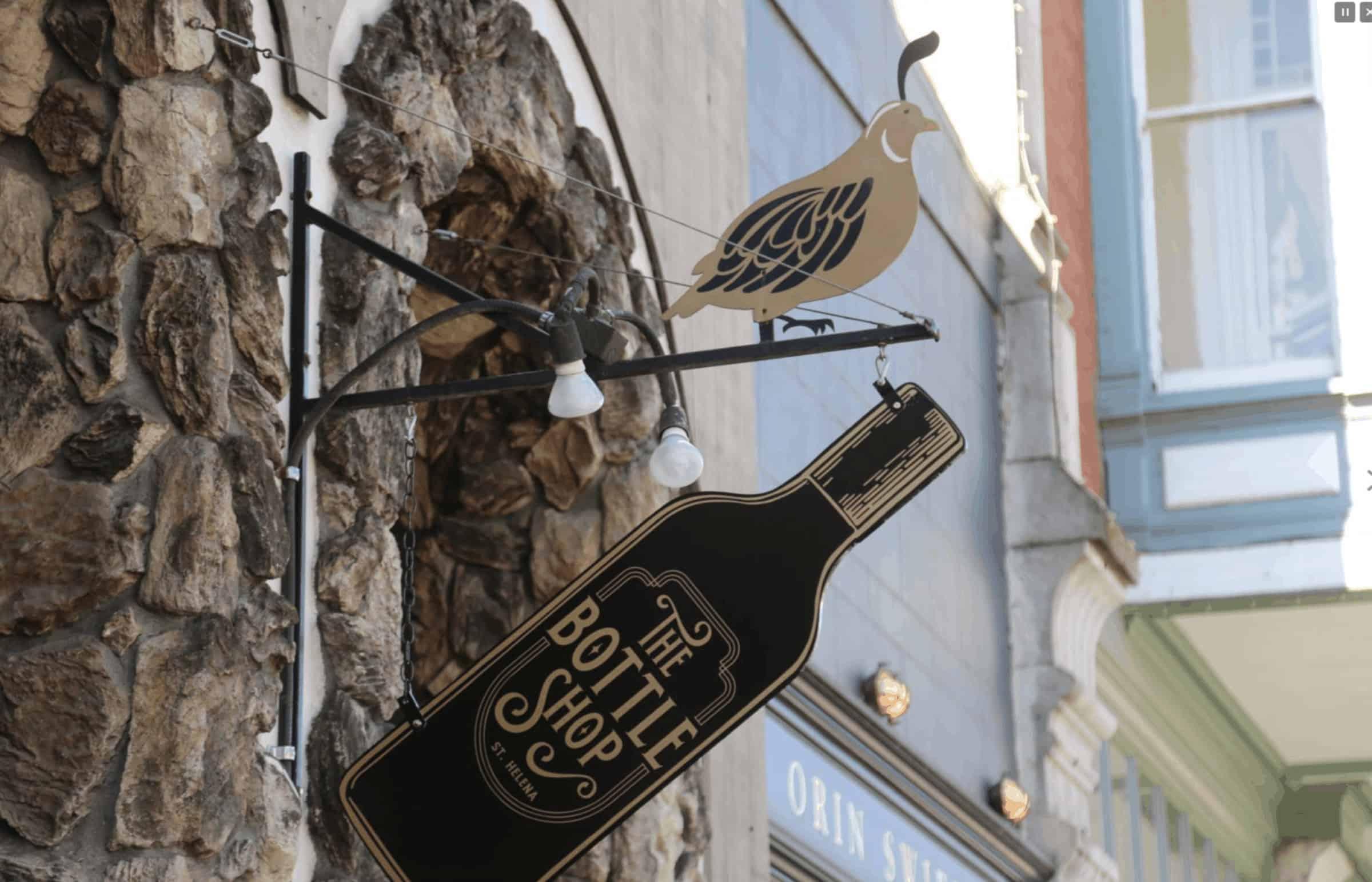 The Bottle Shop St. Helena