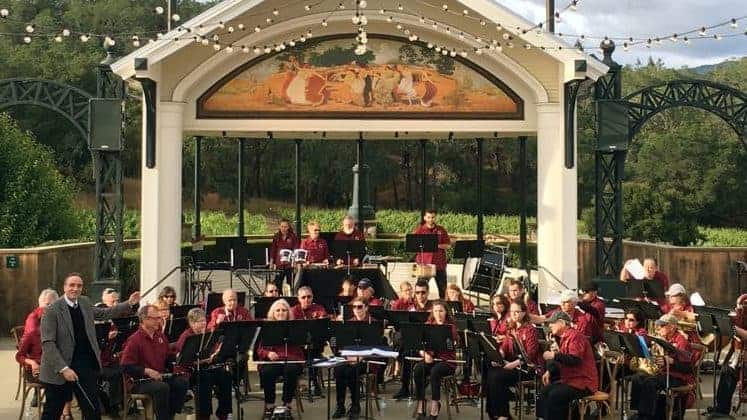 St. Helena Community Band