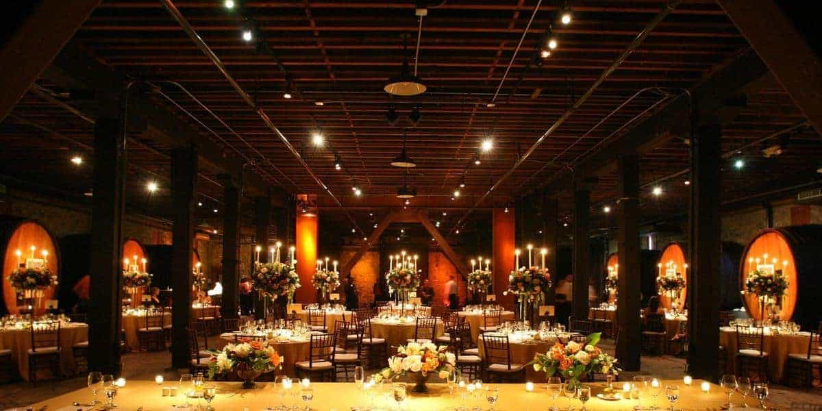 The Culinary Institute of America at Greystone – Weddings