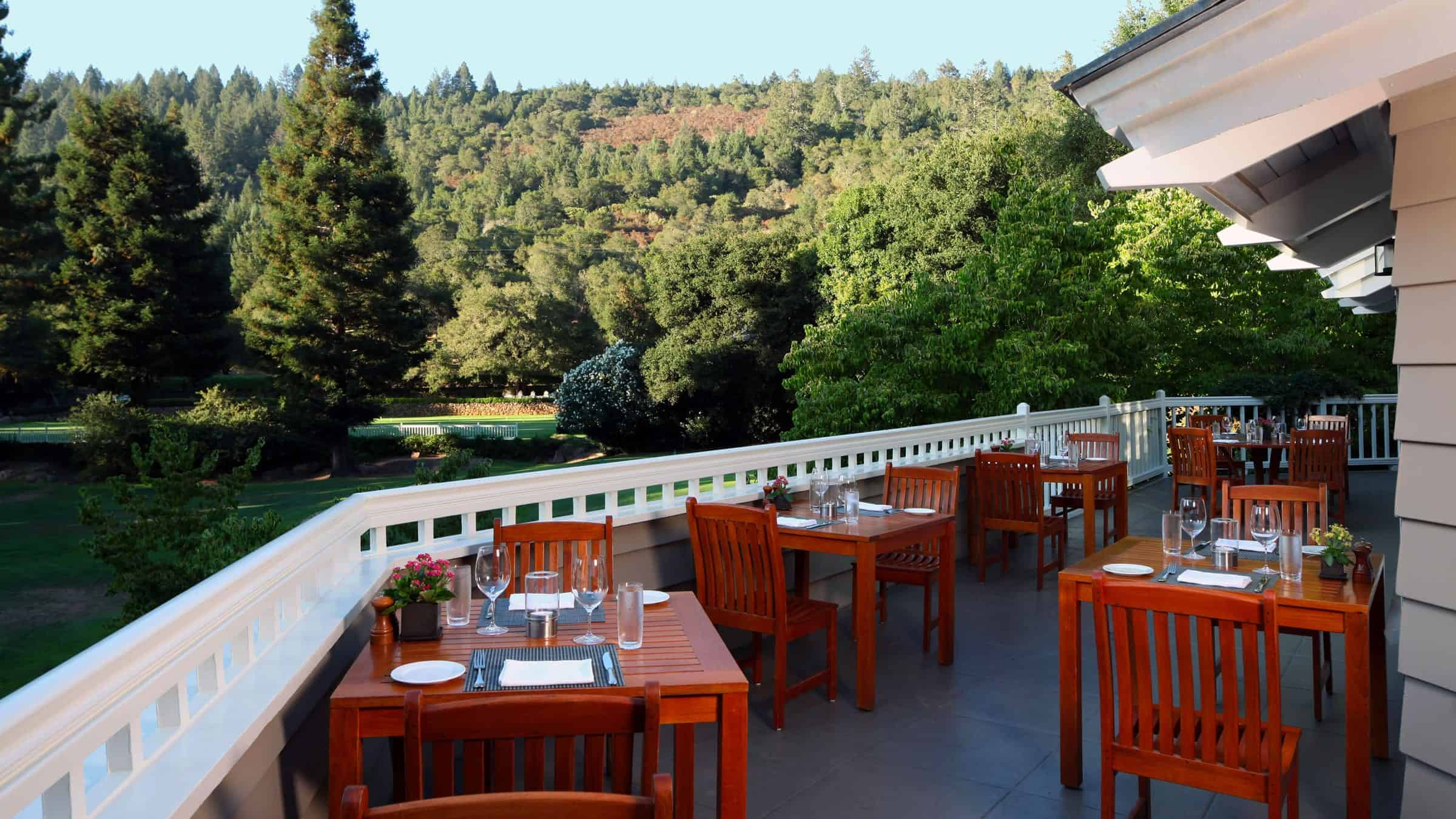 The Grill at Meadowood Napa Valley