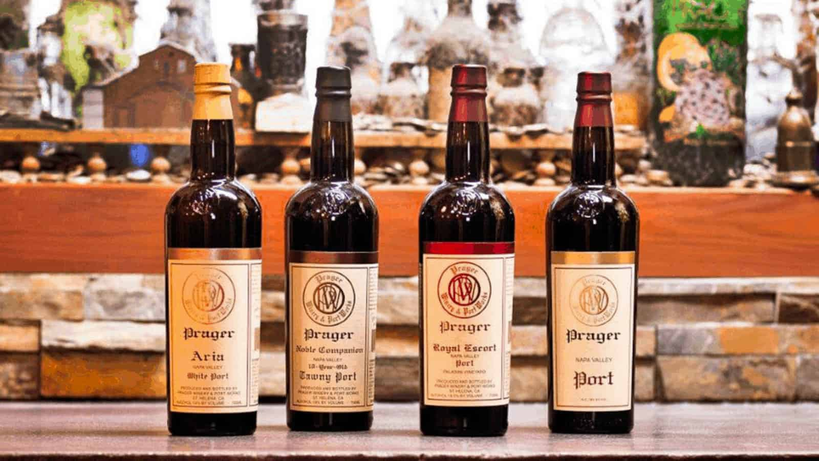 Prager Winery & Port Works