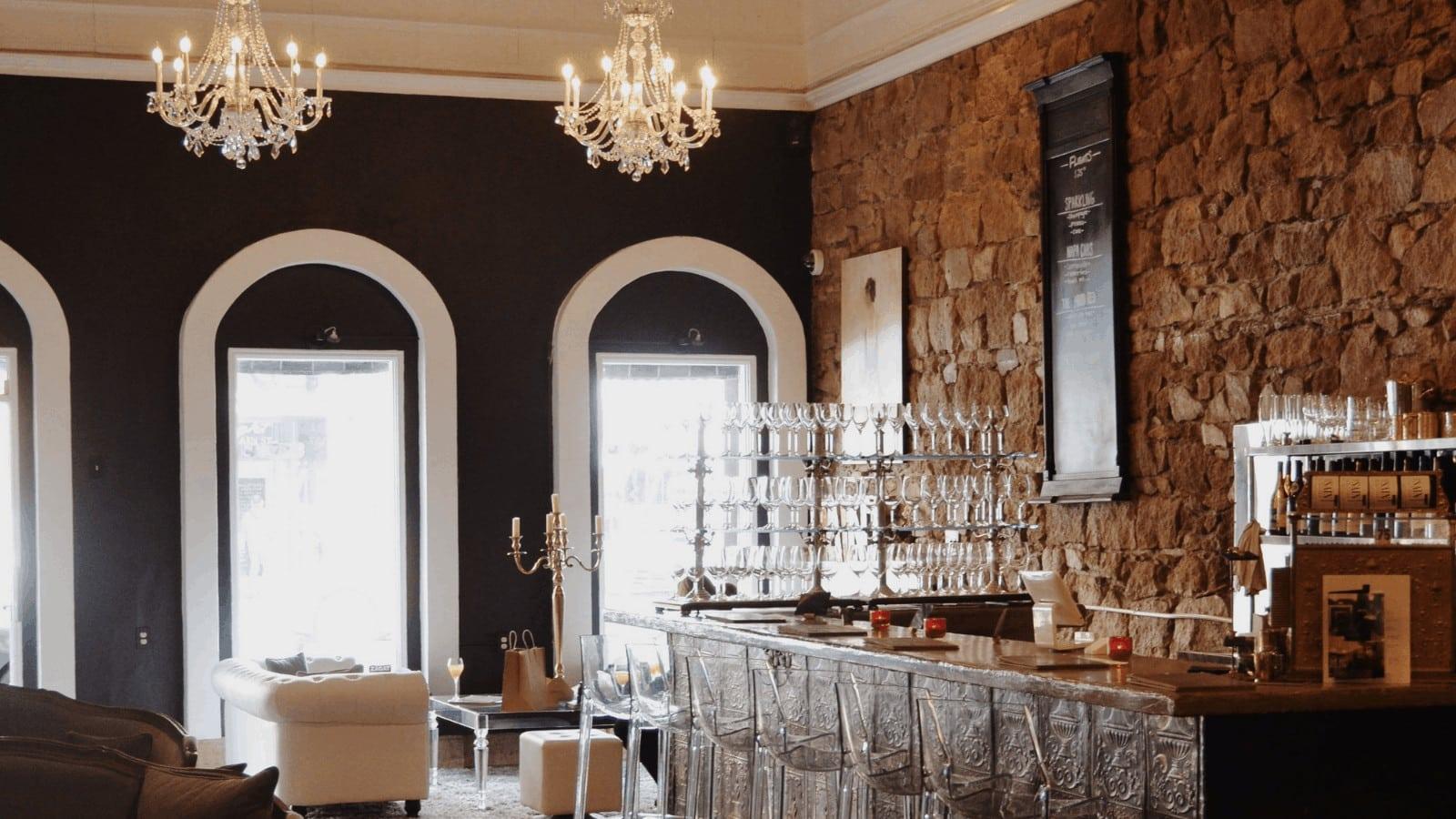 The Saint Wine Lounge