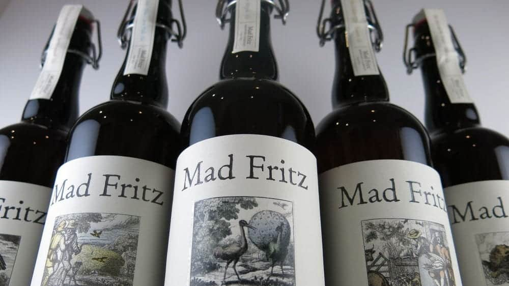 Mad Fritz Brewery and Tap Room