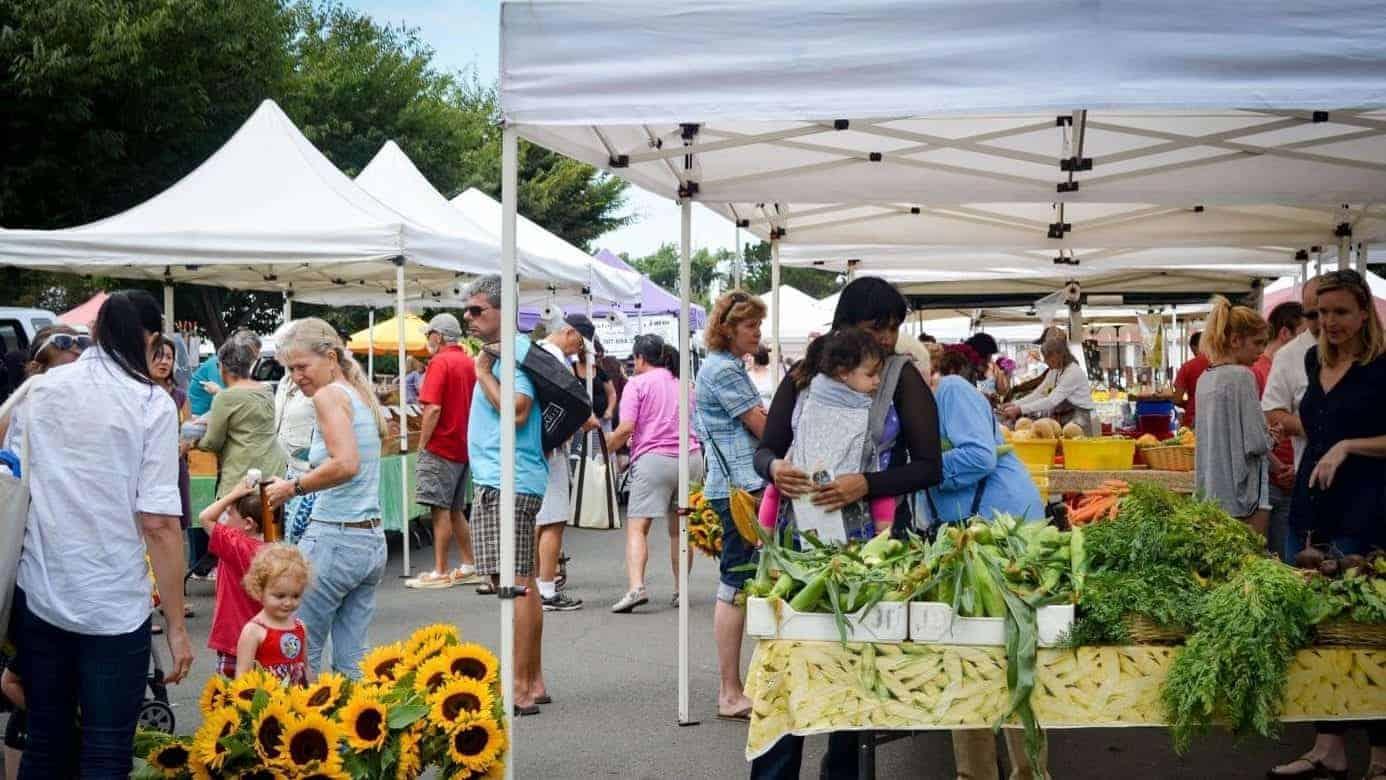 St. Helena Farmers Market