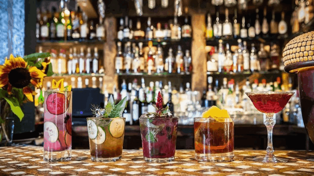 Where to Stop for a Cocktail in St. Helena