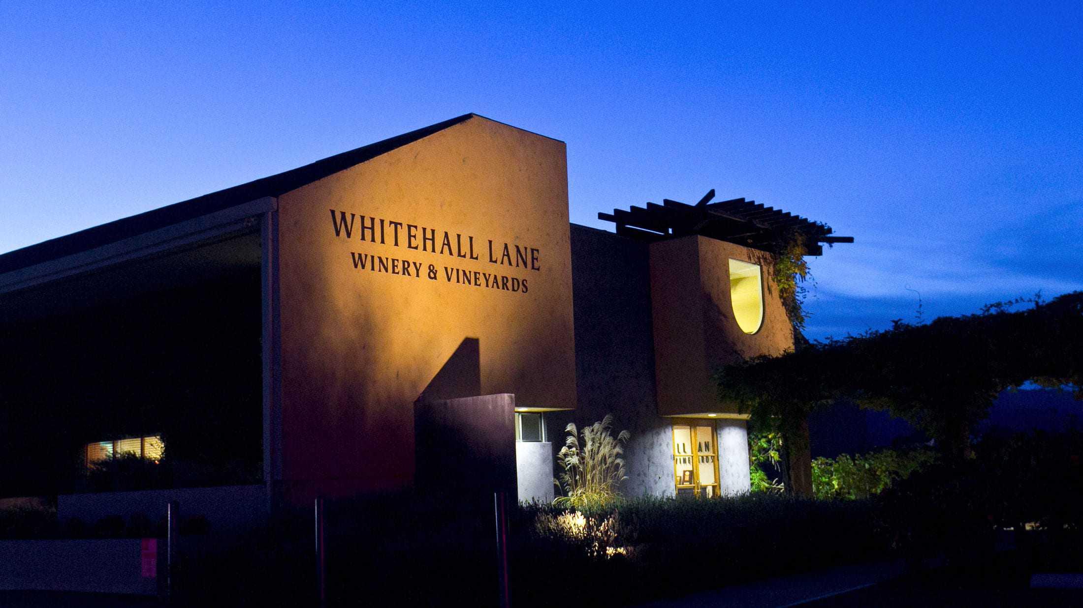 Whitehall Lane Winery and Vineyards