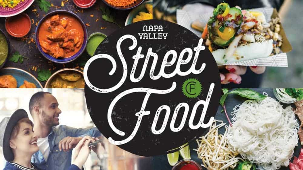Clif Street Food Napa Valley