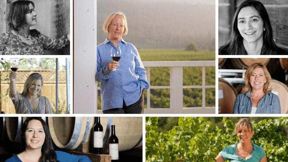 Women Winemakers of St. Helena