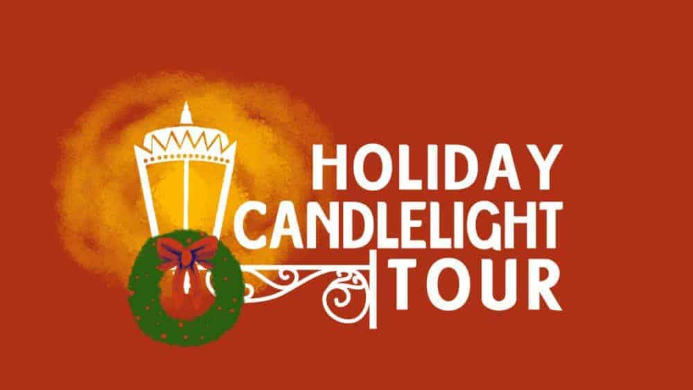 Holiday Candlelight Home Tour poster