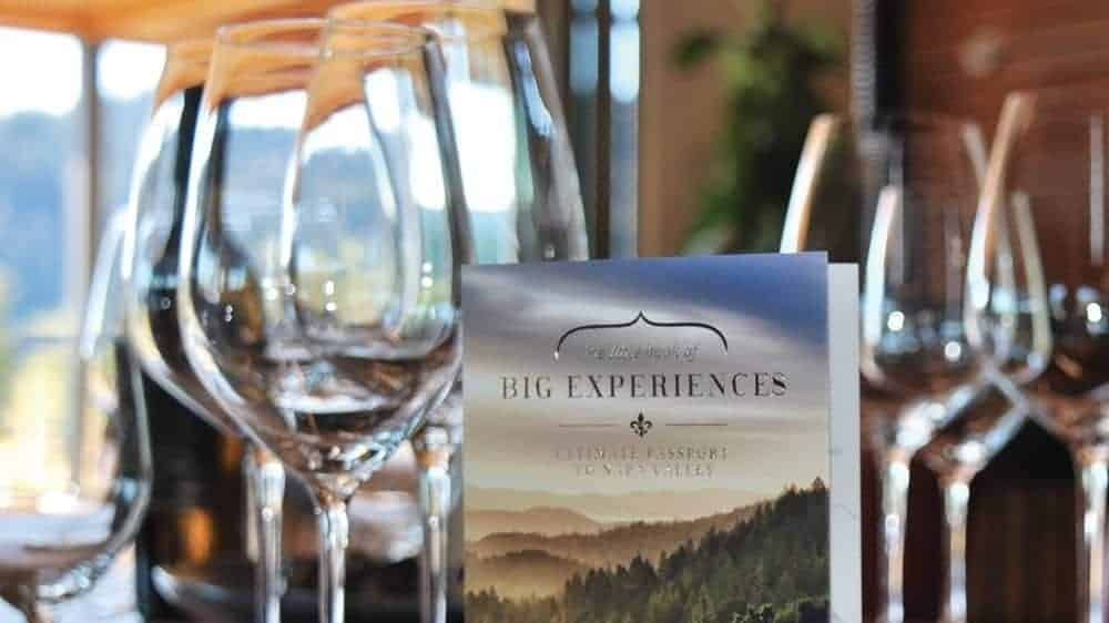 St. Helena Little Book of Big Experiences