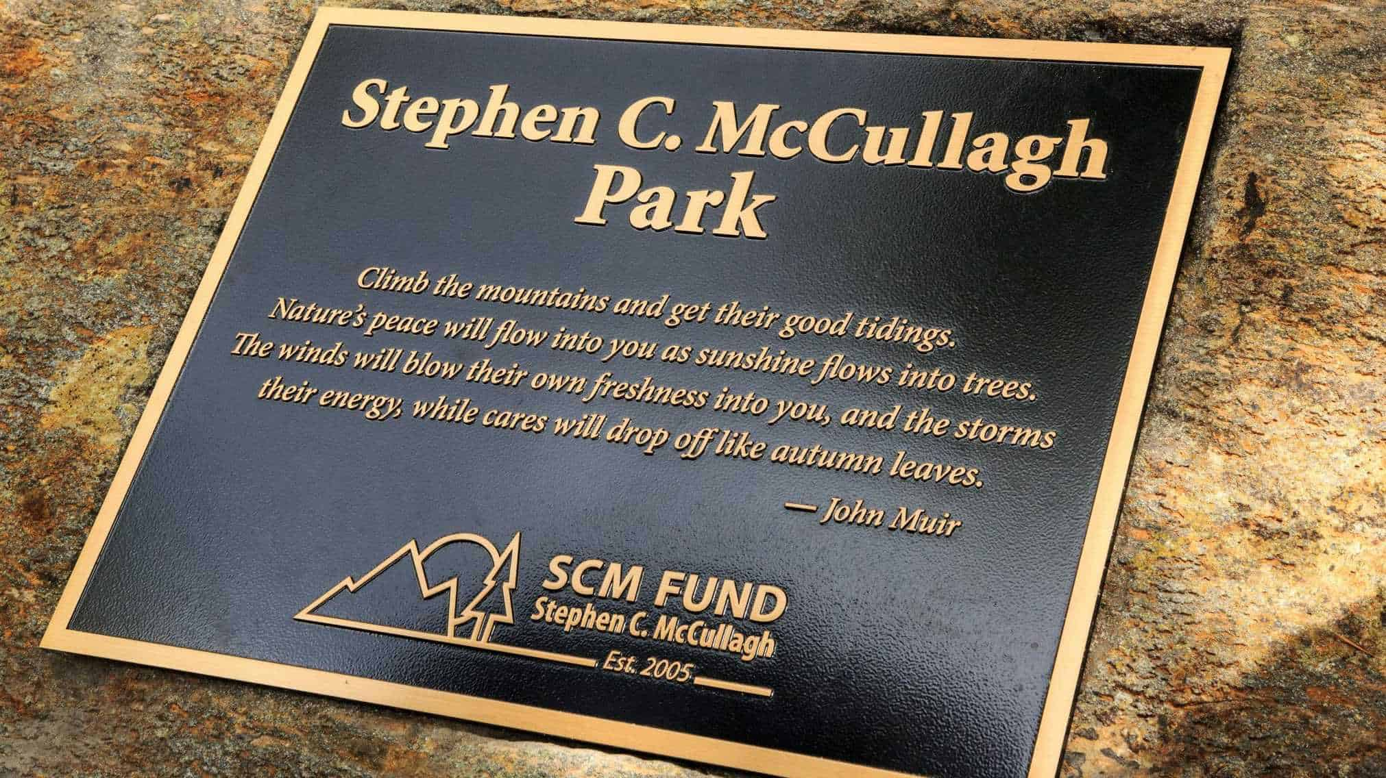Stephen C. McCullagh Park