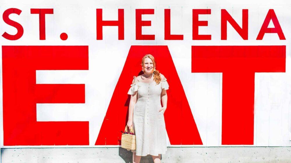 My Favorite St. Helena Wineries + Weekend Travel Guide