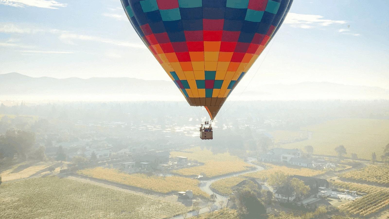 Napa Valley Aloft Balloon Rides
