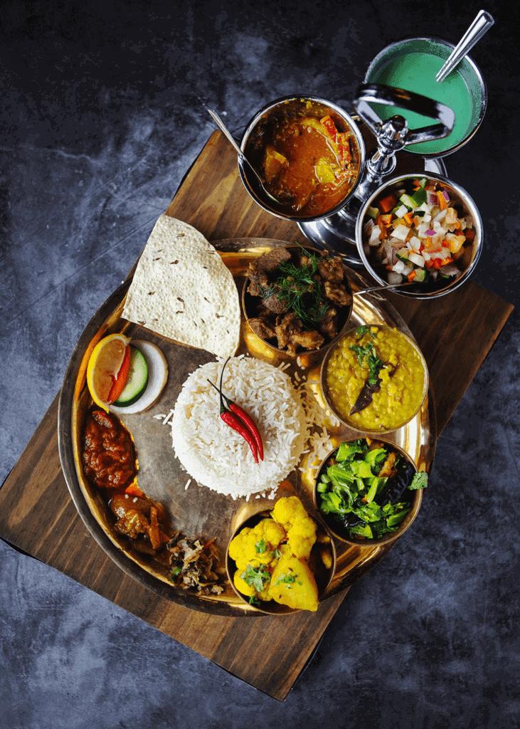 Himalayan Sherpa Kitchen - Food