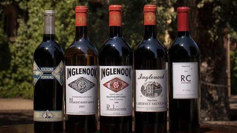 Inglenook Wine Trivia & 2014 Rubicon Tasting