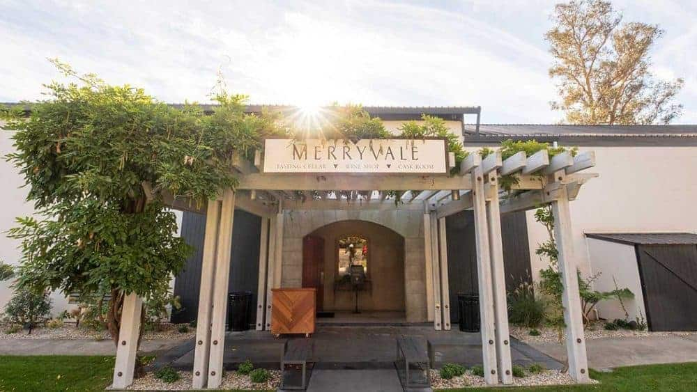 Merryvale entrance