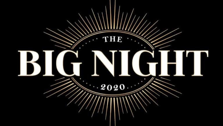 The Big Night 2020 | At Home