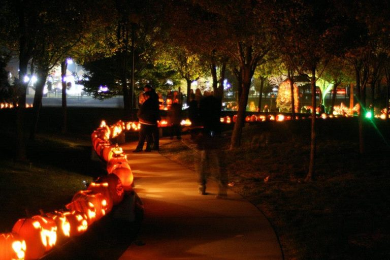 The Night Before Halloween Community Carving Contest & Pumpkin Stroll
