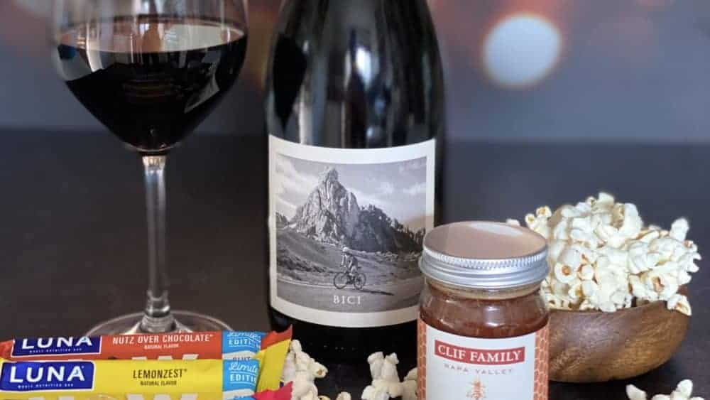 Leading Lady wine and food snack pack