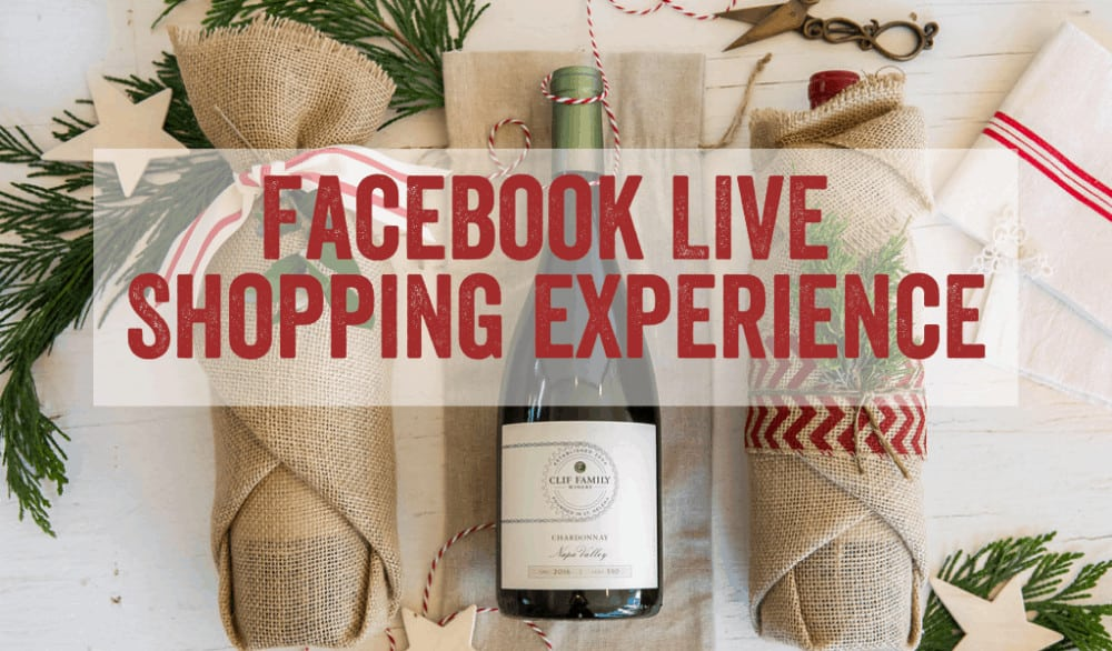 Facebook-LIVE-Shopping-experience poster