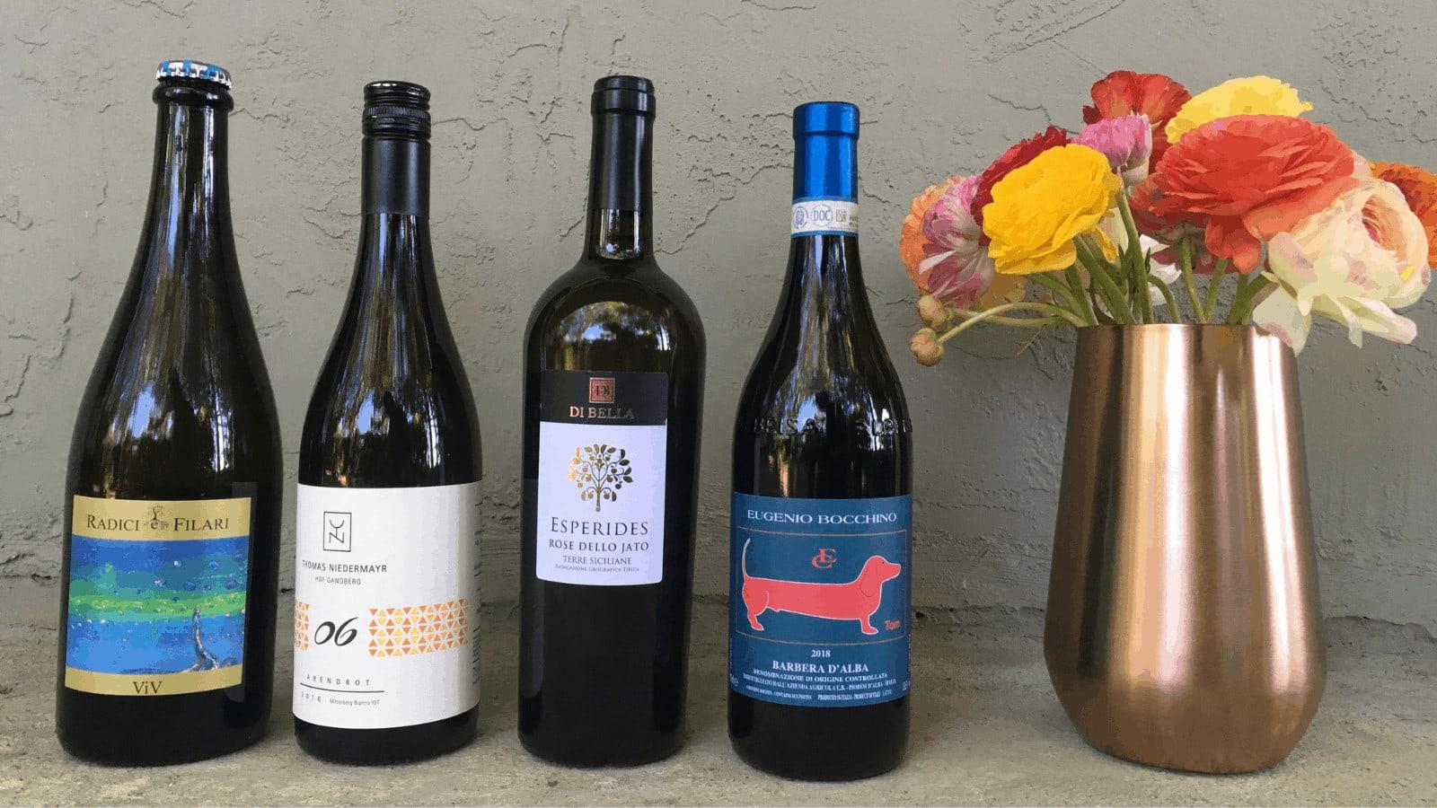Rock Paper Scissors Wine Imports