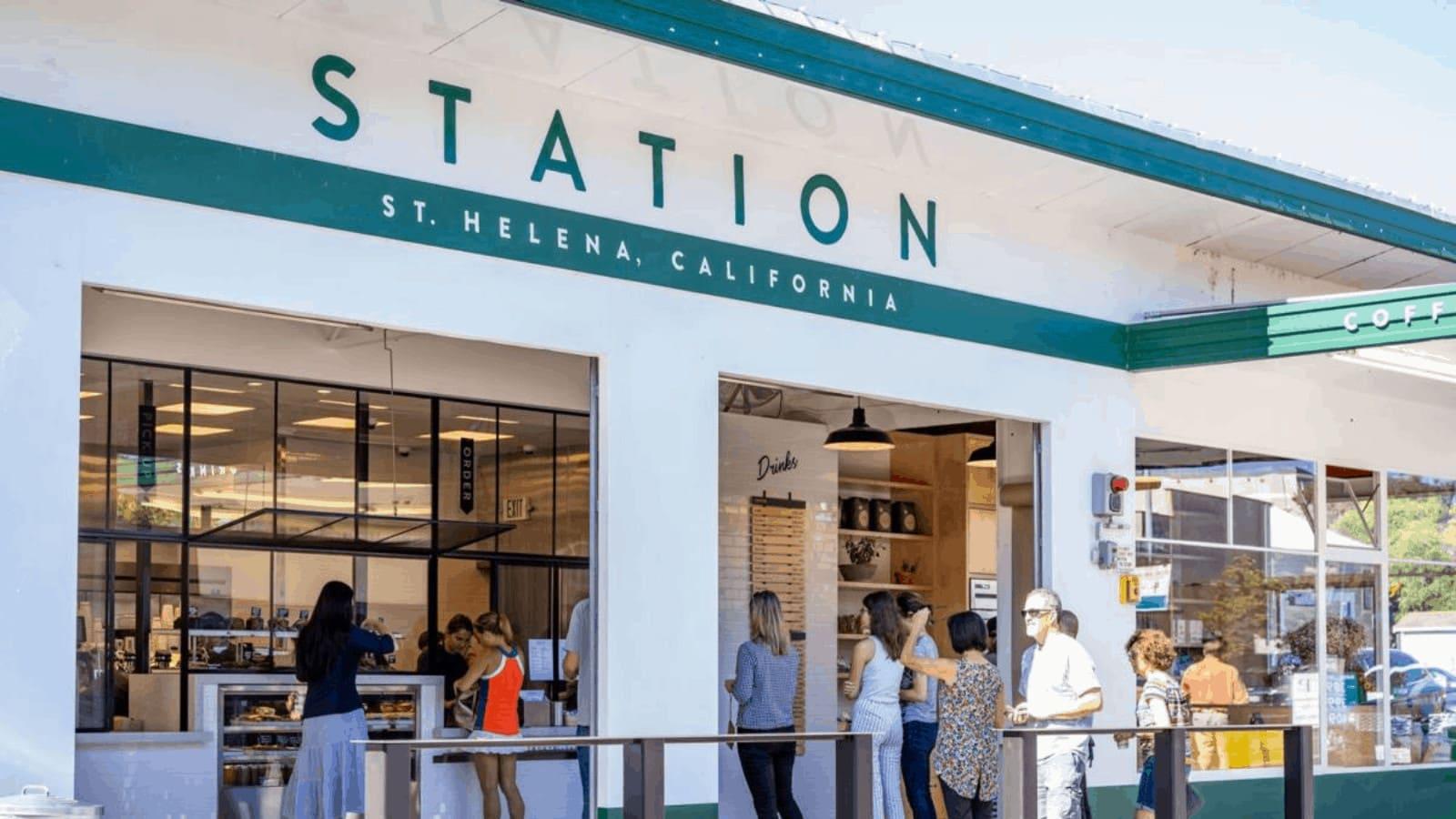 The Station St. Helena