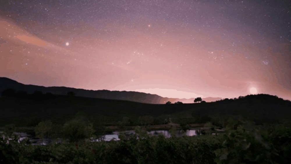 Explore a Big Starry Night in St. Helena