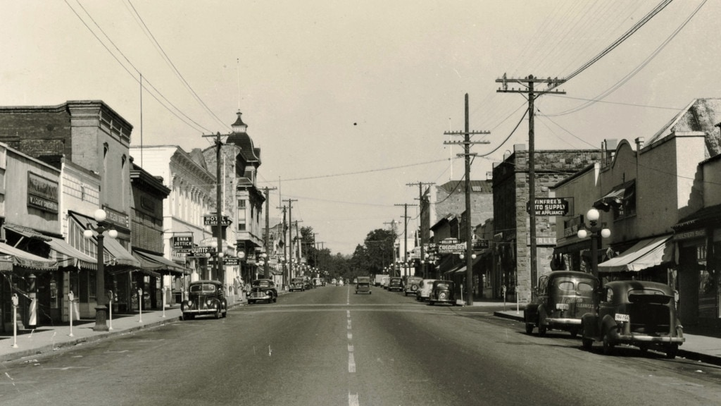 Historic St. Helena