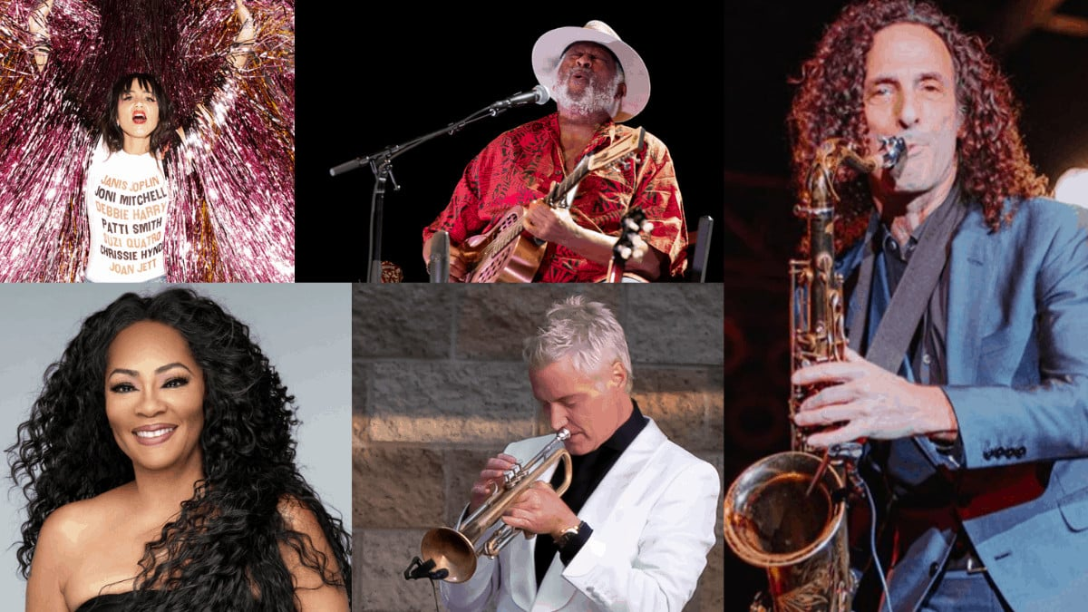 Blue Note performers