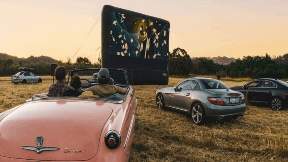 Cameo Drive In theater