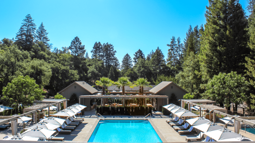 Under the St.Helena sun… Pools to drool over