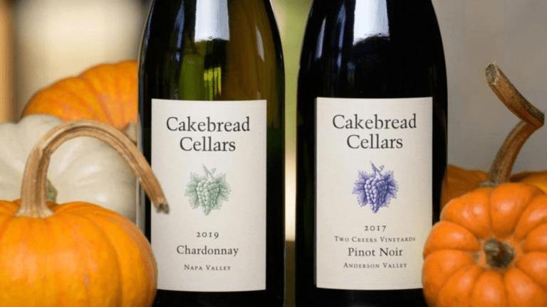 Cakebread Cellars wines