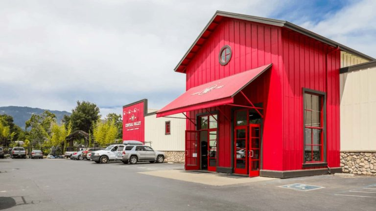 Central Valley storefront